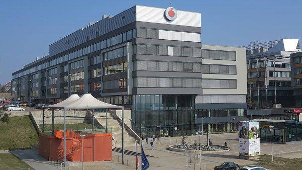 Vodafone ČR zvýšil do března počet klientů na 3,62 milionu
