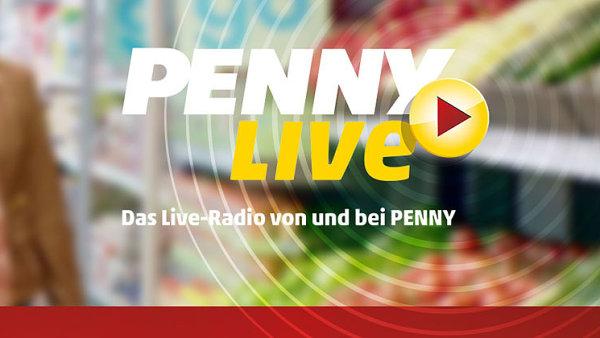"""Penny Market si nechal logo """"Penny live"""" registrovat po celé Evropě"""