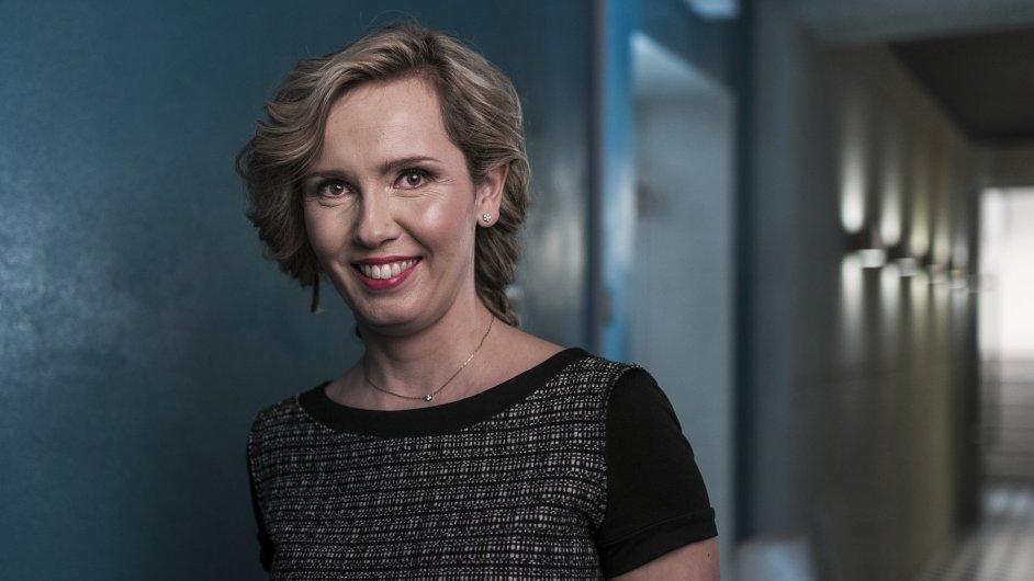 Victoria Daviesová, manažerka televize Discovery pro střední Evropu