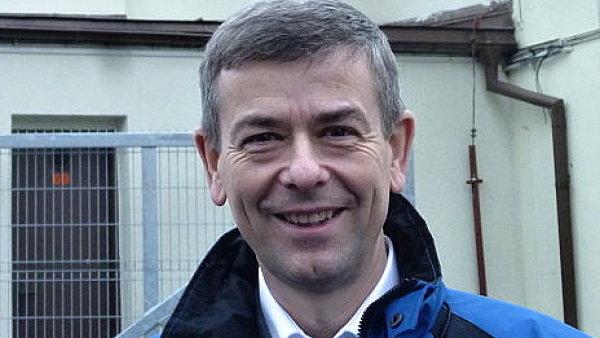 Vladimír Darebník, výkonný ředitel likérky Rudolf Jelínek