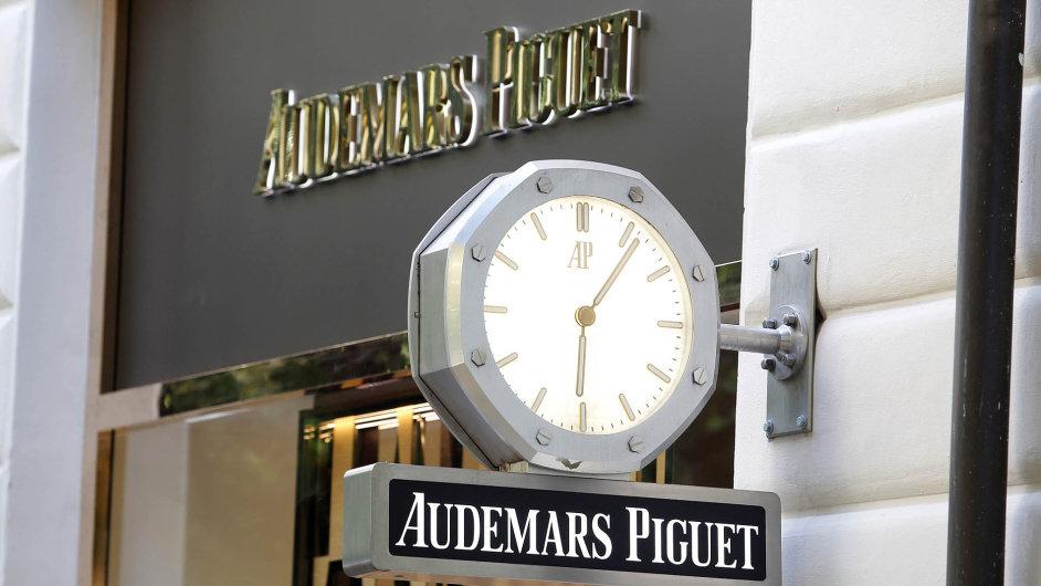 Pařížská má nové butiky s luxusními hodinkami. Češi nahrazují ruskou  klientelu 57616a121c