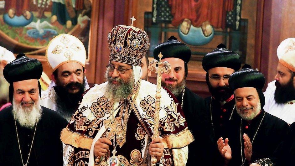 Patriarcha koptské církve Tavadros II.