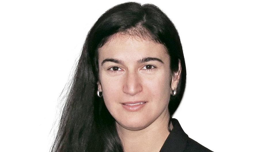 Martina Kubalíková, obchodní ředitelka společnosti Acomware