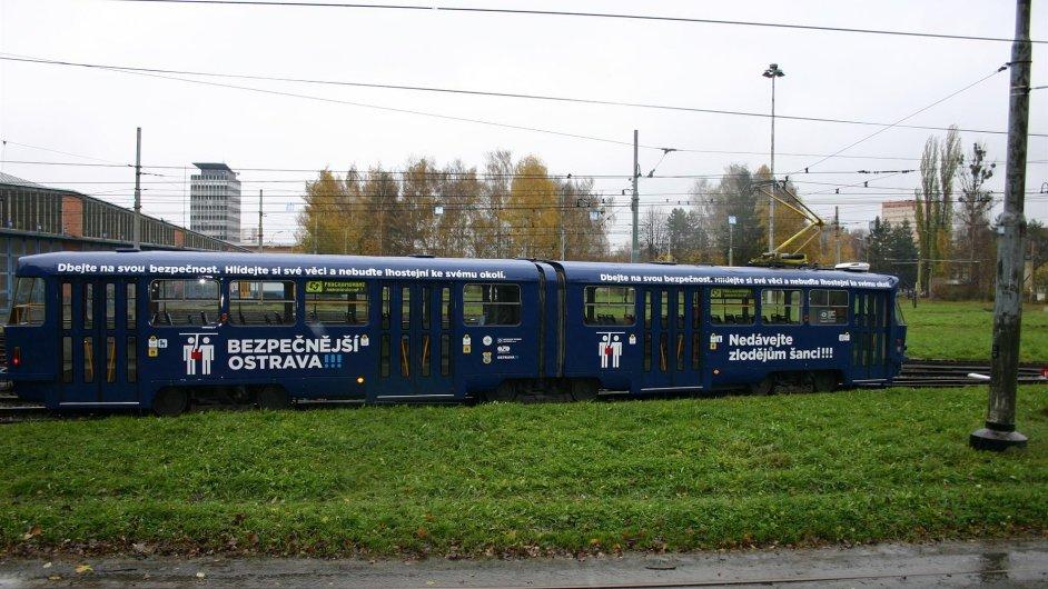 Logo města Ostrava