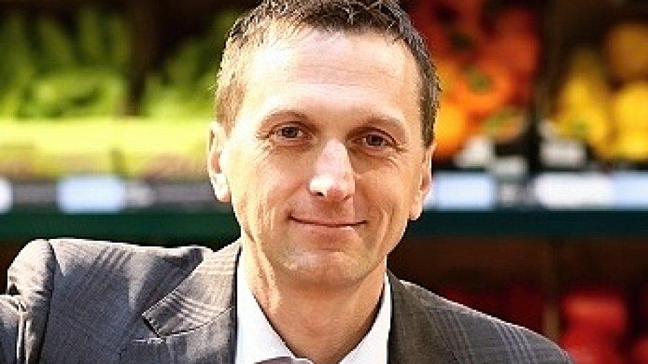 Martin Kuruc novým Představitelem Tesco pro Českou republiku