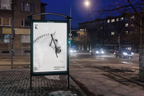Vizuální styl Národního hřebčína v Kladrubech