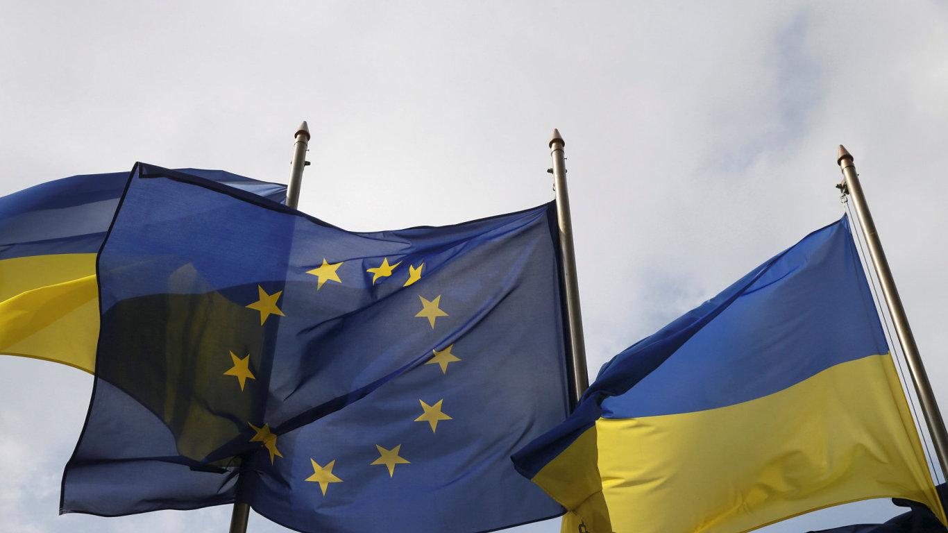 Ukrajina, EU