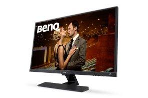 """Test: BenQ EW3270Z je elegantní, ale trochu přerostlý monitor za """"lidovou"""" cenu"""