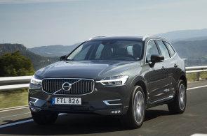 Volvo XC60 pozná nebezpečí. Když je třeba, strhne volant