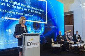 Průmysl 4.0. brzdí nepružnost firem i právní vakuum. Pro společnosti je obtížné digitalizovat jádro samotného podnikání