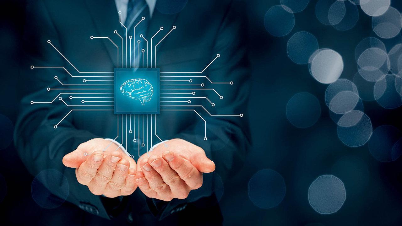 Umělá inteligence dnes zdaleka není jen záležitostí výzkumných projektů, ale zastává i běžné provozní funkce v rámci podnikových a průmyslových systémů (ilustrační foto).