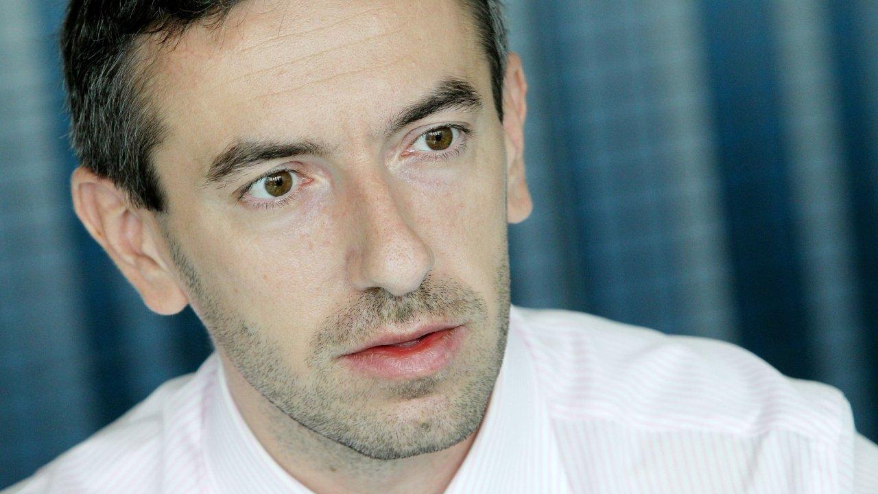 Ekonom David Marek