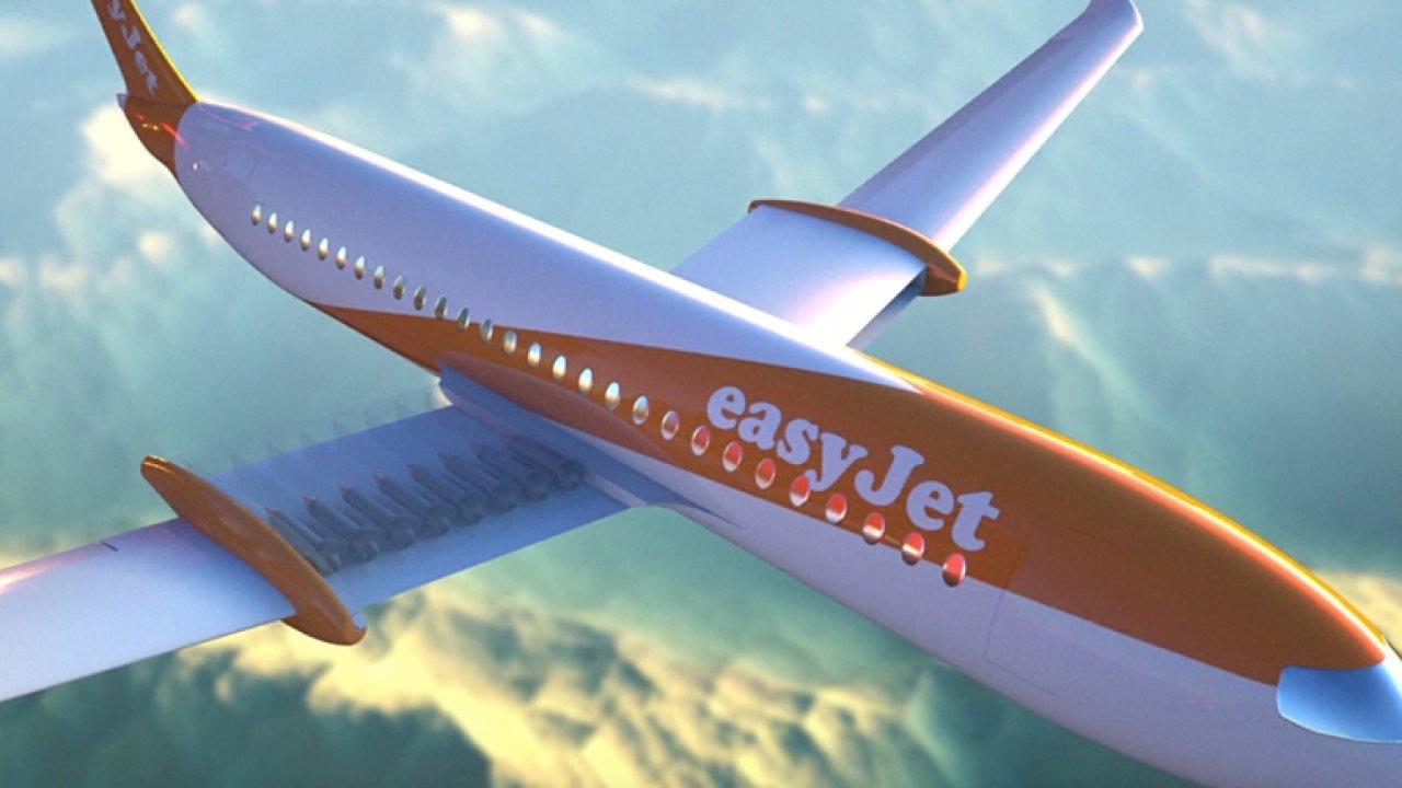 Letadlo na elektřinu do 10 let v oblacích. easyJet ho chtějí na krátké cesty