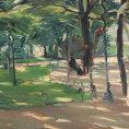 Výstava v Praze připomíná českého malíře Karse, který se na Montmartru stýkal s Matissem či Derainem