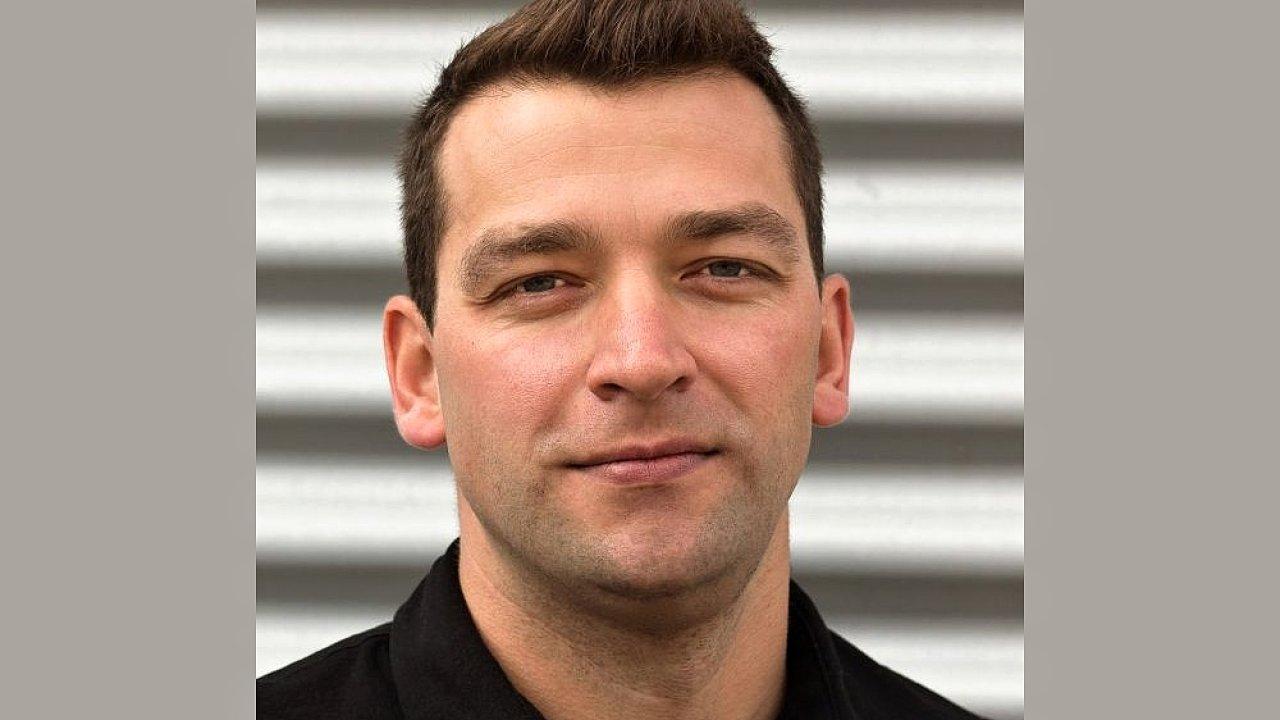 Jerguš Slota, ředitel mediální agentury Zenith ze skupiny Publicis One