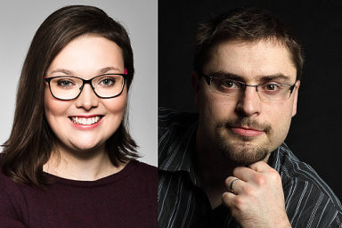Věra Rajchertová a Michal Novák, digitální agentura AITOM
