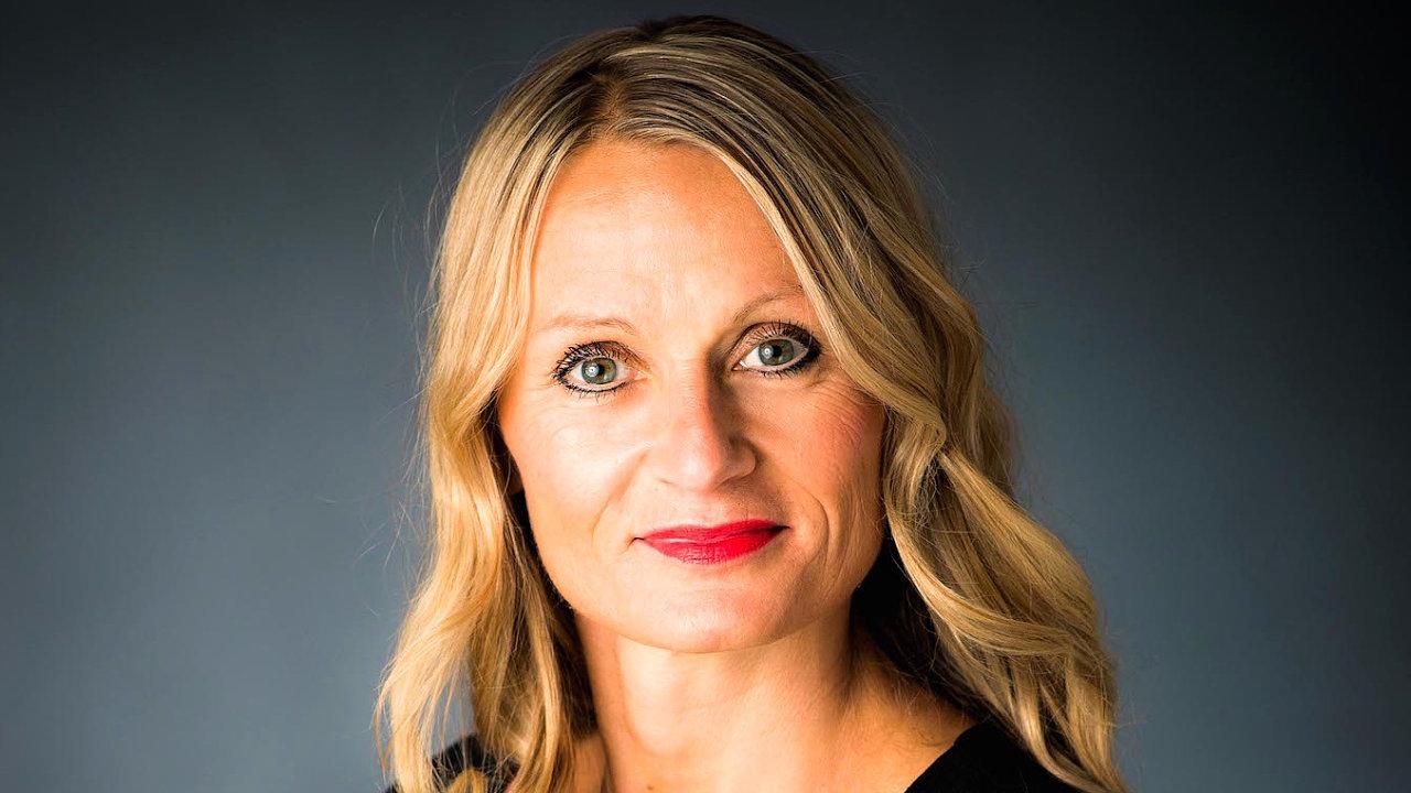 Helena Hurábová, Head of Advisory & Transaction services – Office společnosti CBRE