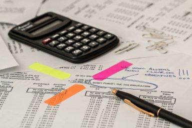 Účetnictví, ilustrace