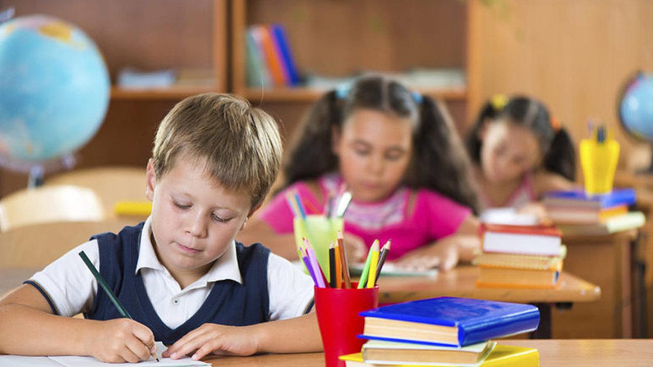 Vedralová: Děti si u nás plánují učení samy, chceme spolupráci a dva učitele ve třídě.