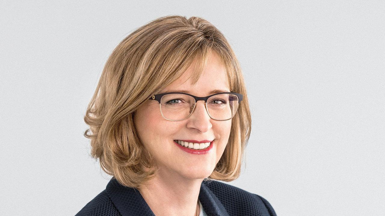 Hiltrud Wernerová,členka představenstva VW odpovědná za dodržování zákonů