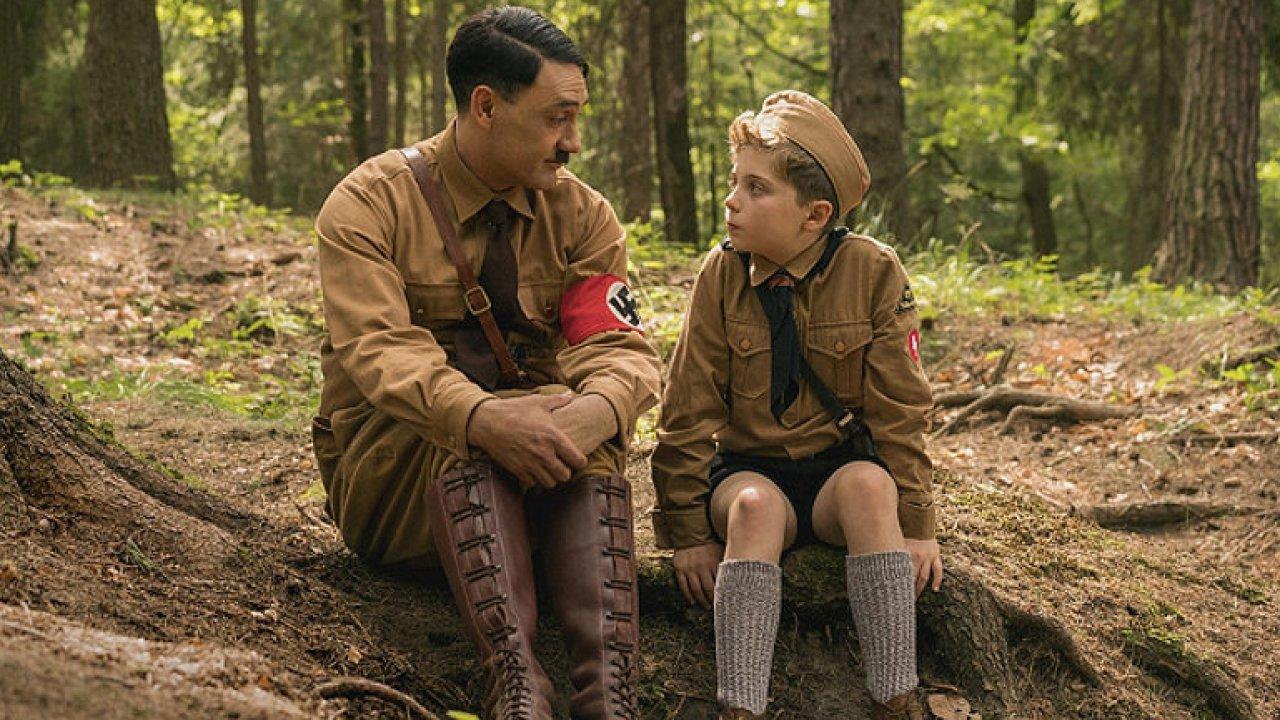 Nejroztomilejší Hitler v dějinách filmu. Komedie Králíček Jojo by mohl být megahit