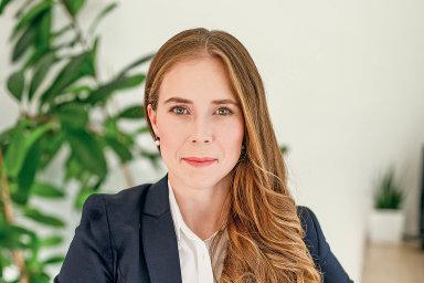 Jana Sedláková, zakladatelka advokátní kanceláře SEDLAKOVA Legal
