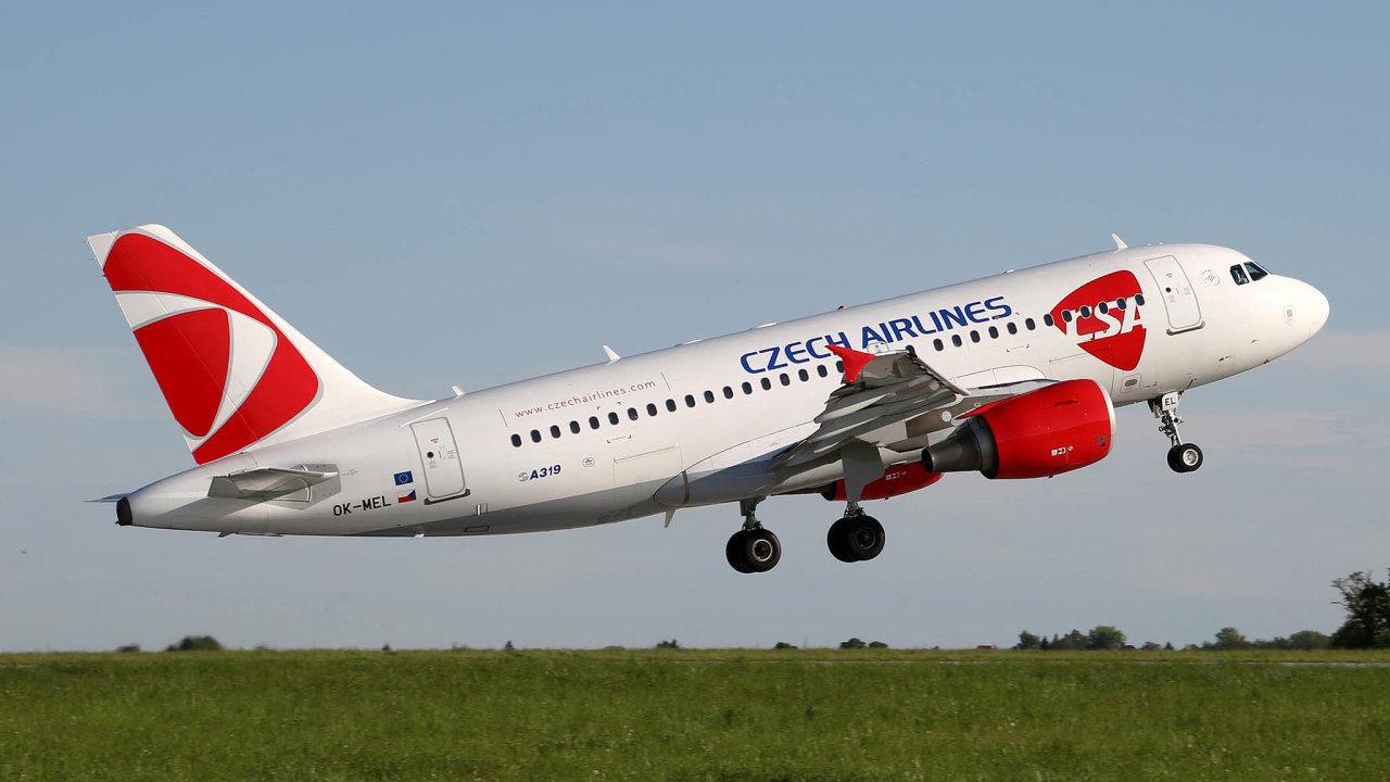 Letadla ČSA se pomalu vrací na nebe. S vyhlídkami zaměstnanců firmy to ale příliš dobré není.
