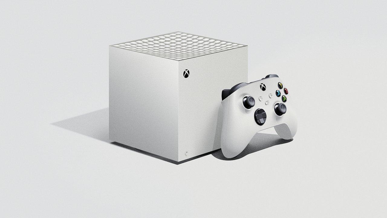 Xbox Series S Lockhart bude mít méně výkonný grafický čip, ale rychlý procesor i úložiště.
