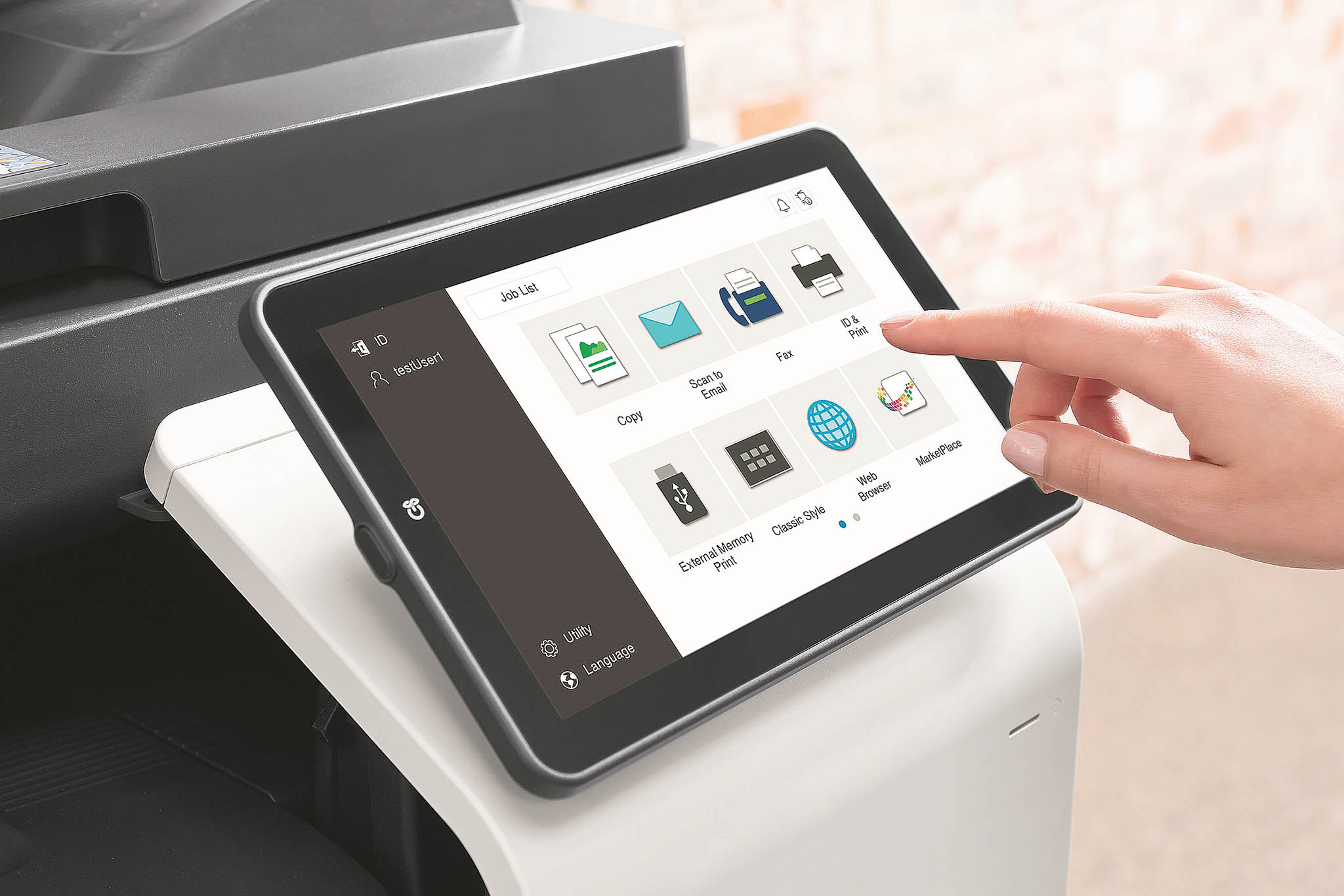 Proč hned tisknout, když lze dokument naskenovat, případně převést text z papíru do digitální formy?