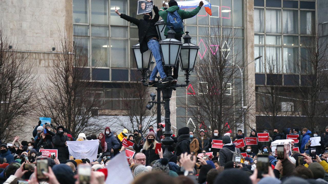 rusko, moskva, protesty