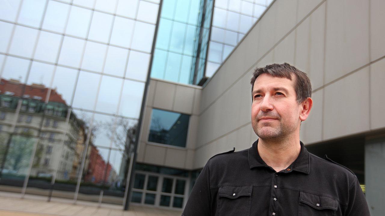 Radek Špíšek, ředitel společnosti Sotio, má za úkol posílit v USA a připravit firmu na případný vstup na burzu.