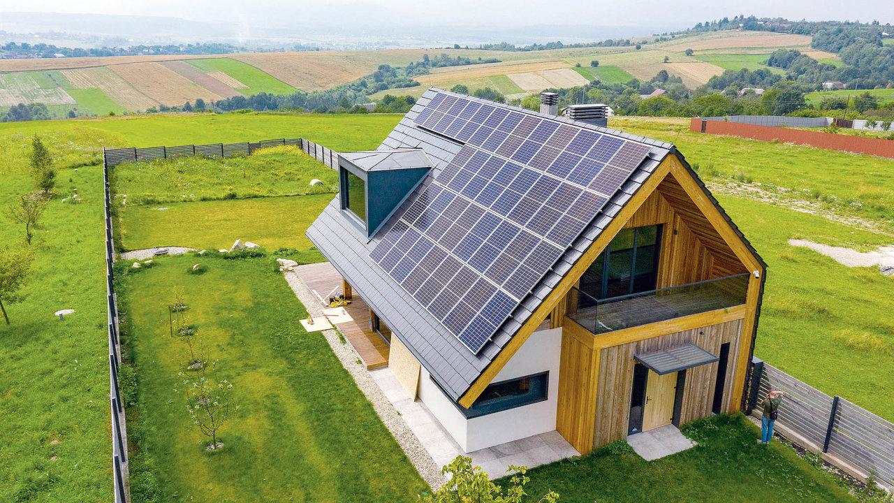 Boom nové domácí fotovoltaiky brzdí chybějící legislativa.