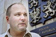 Milan Štěpánek, šéf policejních odborů