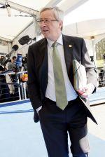 Předseda ministrů financí eurozóny Jean-Claude Juncker