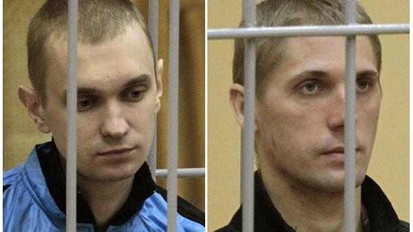 Odsouzení vězni