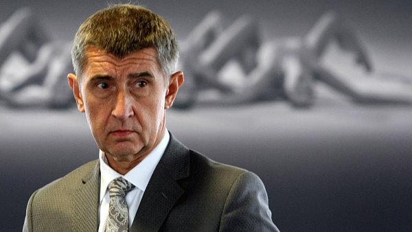 Český miliardář slovenského původu Andrej Babiš.
