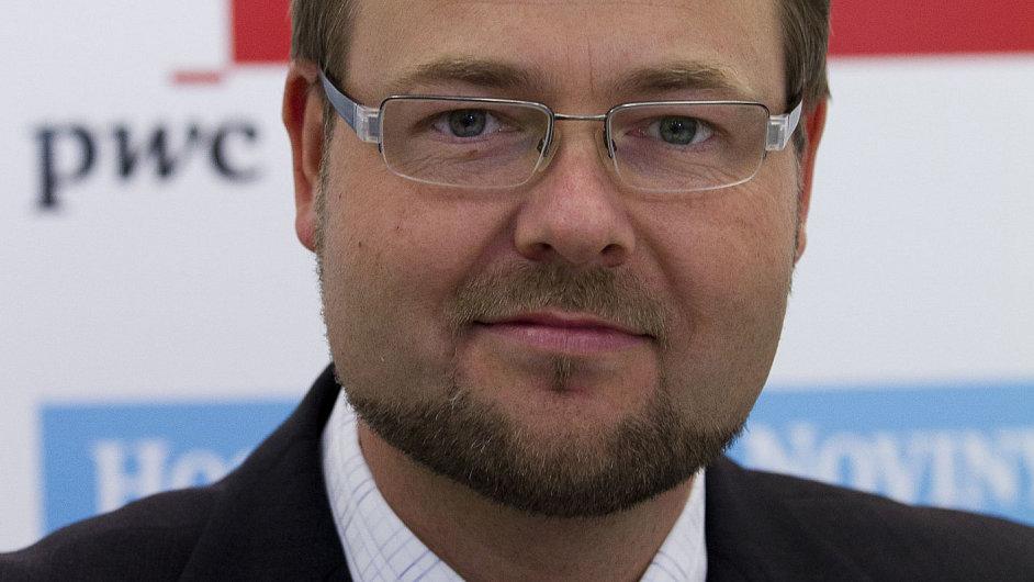 David Borkovec, expert na rodinný byznys a partner české pobočky poradenské společnosti PwC