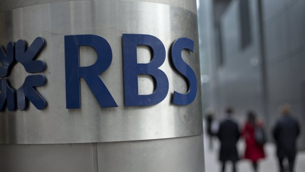 Britská banka RBS zůstává osmý rok ve ztrátě - Ilustrační foto.