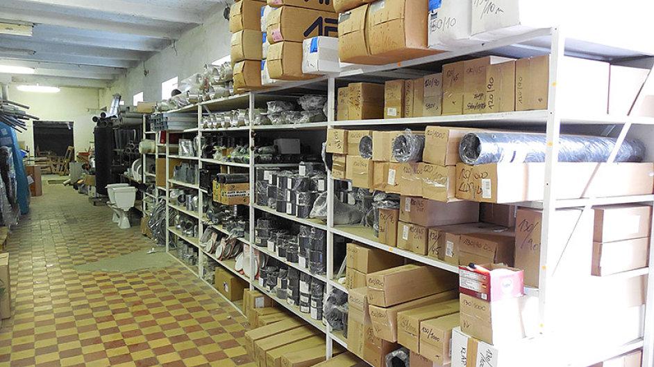 Prodeje přes internet budou vyžadovat další skladové prostory