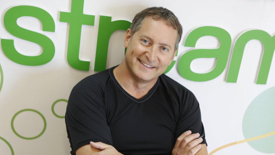 Ředitel SodaStream Daniel Birnbaum.