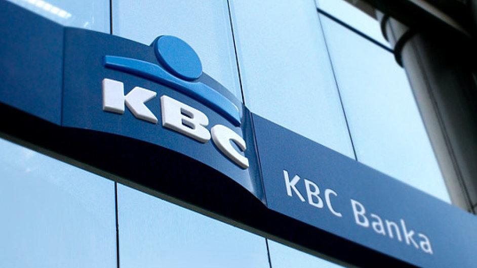 Belgická banka KBC
