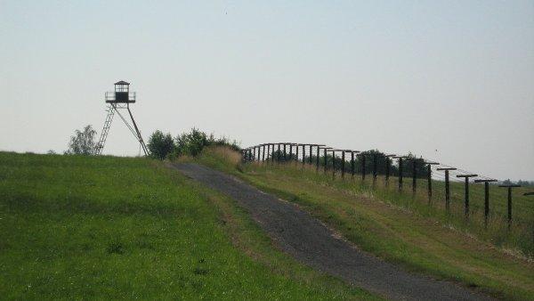Železná opona. Ilustrační foto