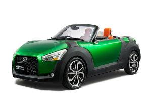 Daihatsu se chce vrátit k roztomilému roadsteru. V Tokiu předvede koncept Kopen