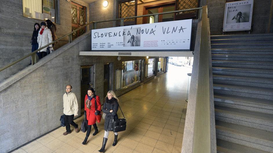Slovenská nová vlna v Domě fotografie