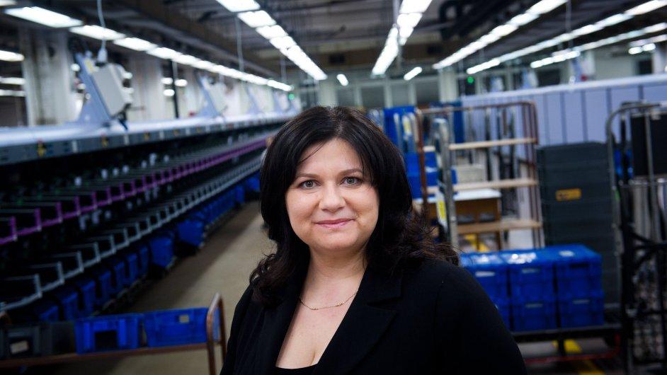Marcela Hrdá byla vedení TV Barrandov od dubna 2014 do ledna 2016.