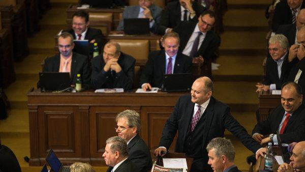 Vládní předlohu ve středu schválila sněmovna - Ilustrační foto.
