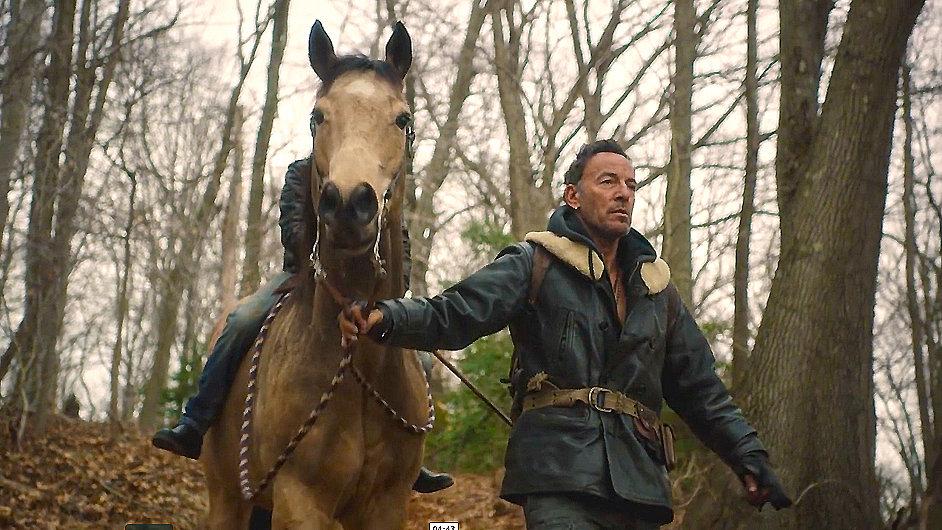 Místo klipu natočil Bruce Springsteen krátký film.