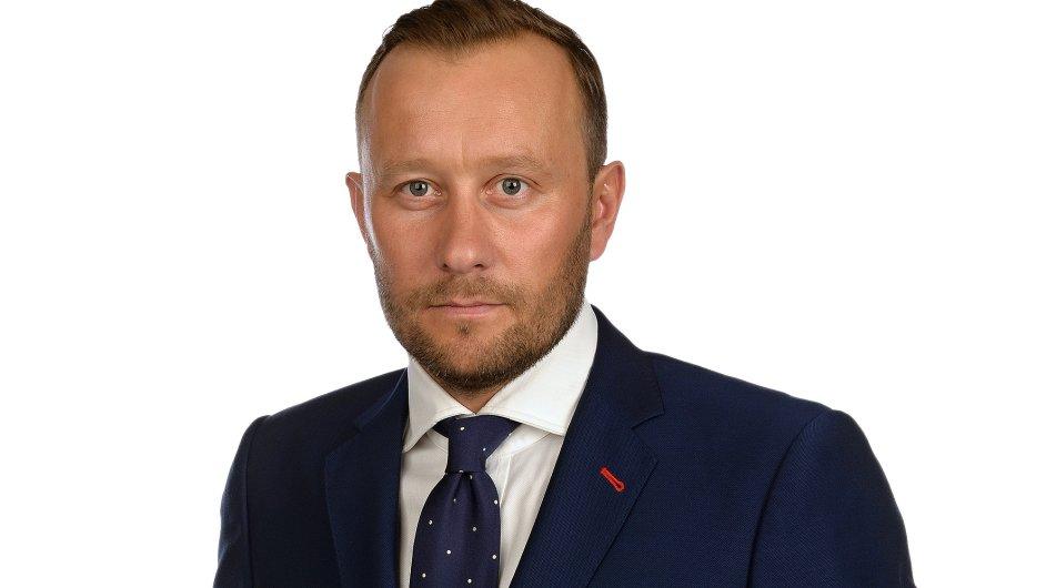 Paweł Sapek, senior viceprezident a country manager pro polský trh ve společnosti Prologis