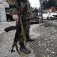 Prorusk� separatista v Don�cku, ilustra�n� foto