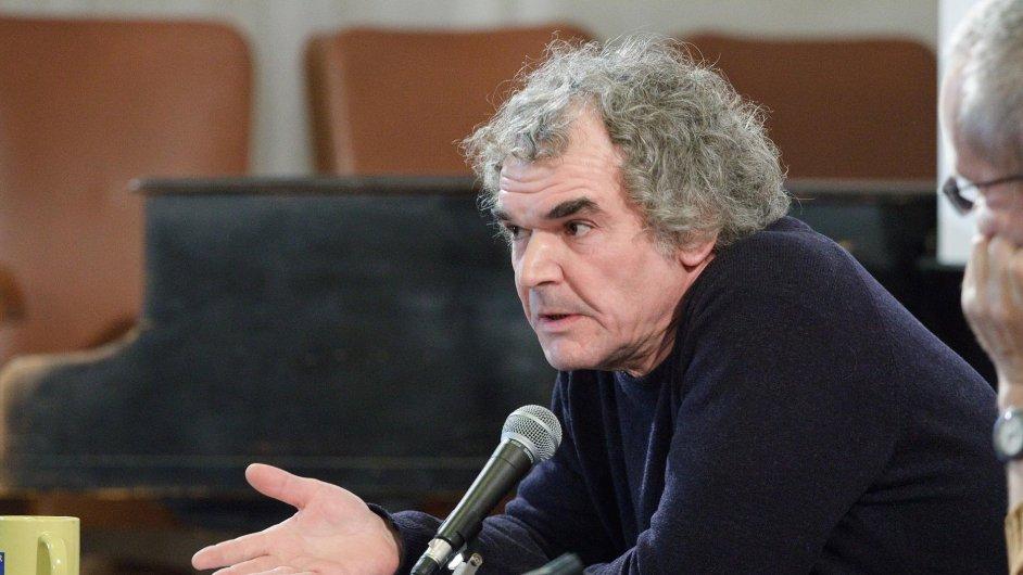 Státní cenu za literaturu obdrží básník Patrik Ouředník.